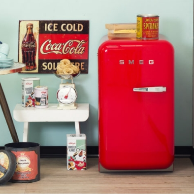 frigoriferi colorati Archivi - Cucine Magazine