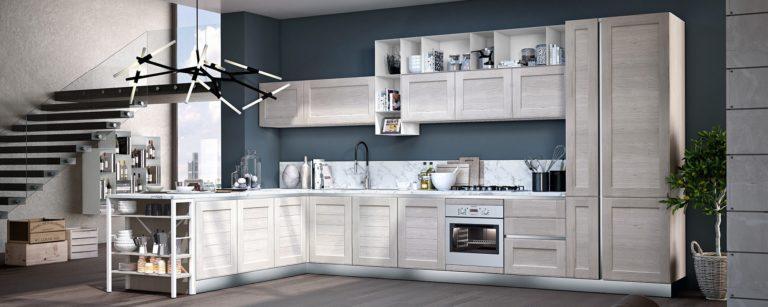 STOSA York: robustezza e carisma per la tua cucina